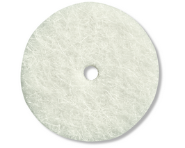 414 Felt Polishing Wheel 13mm